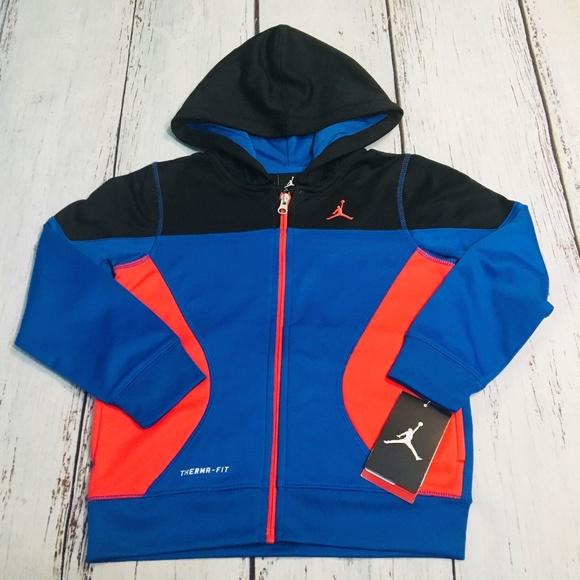 5e442a0e8659db Nike Air Jordan Jumpman Therma Fit Sweatshir